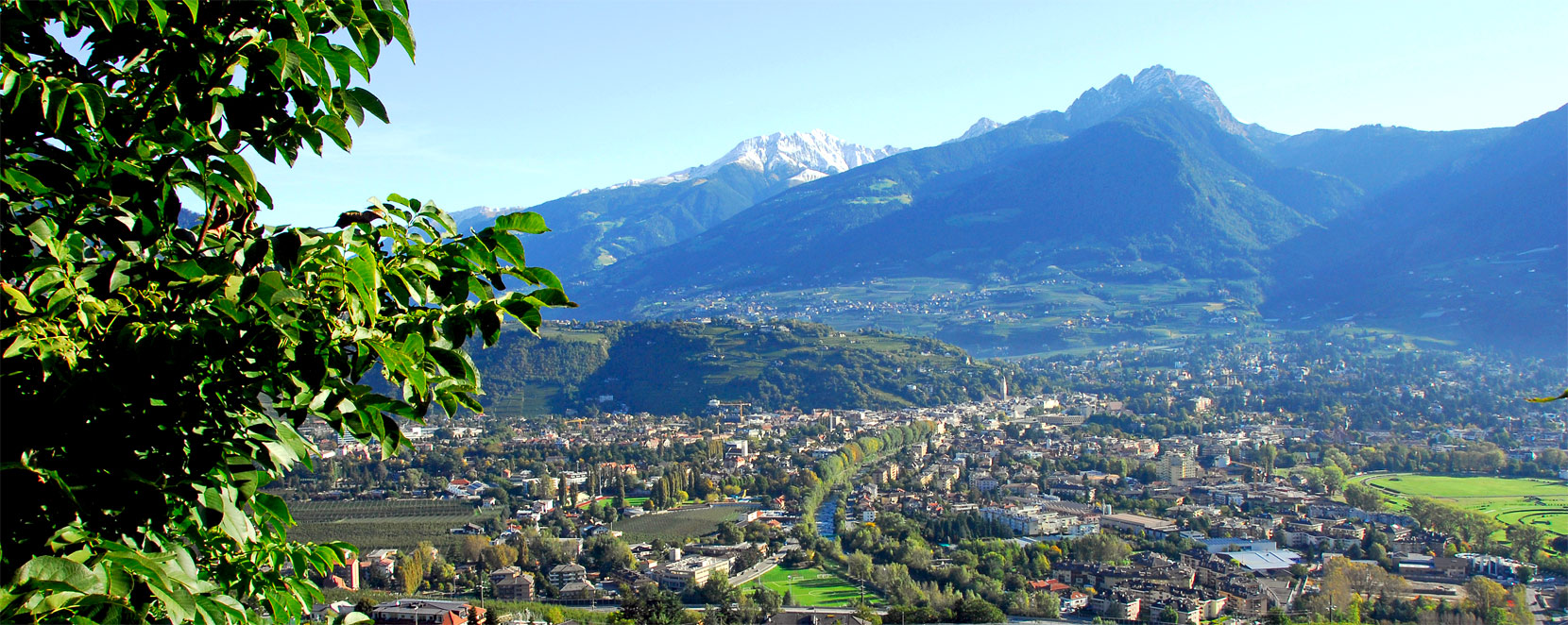 Weather South Tyrol Merano holiday