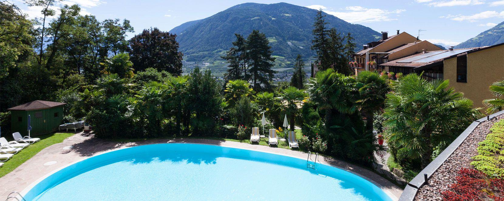 Hotel mit garten schwimmbad thurnergut s dorf tirol for Hotel munster mit schwimmbad
