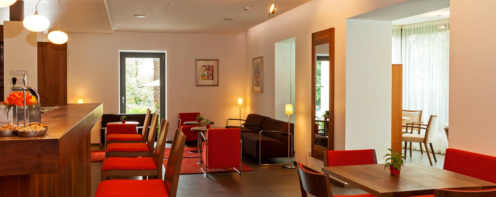 Bar - Hotel Thurnergut at Tirolo near Merano