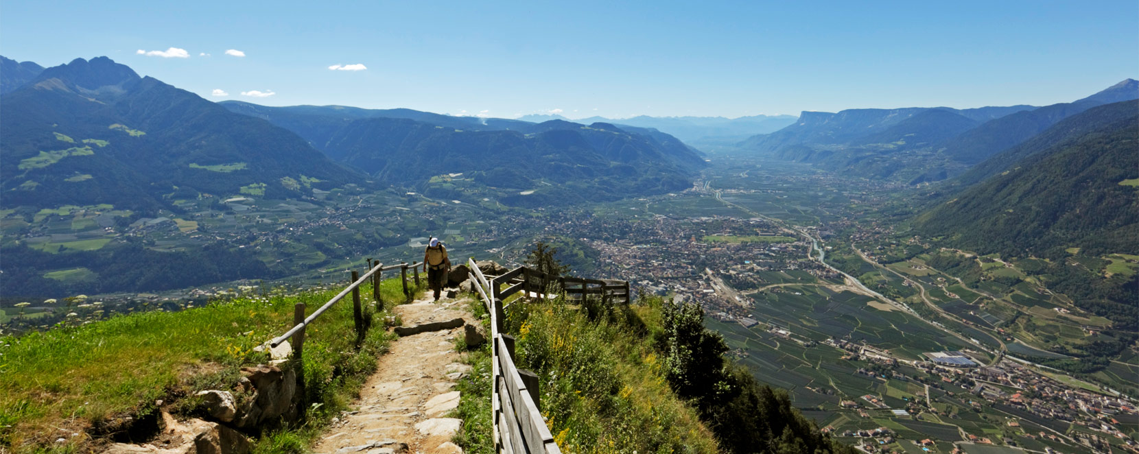 Active holiday Merano and surrounding