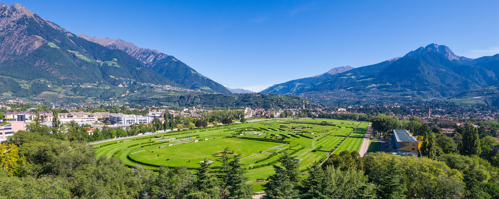 Hippodrome of Merano Active Holidays