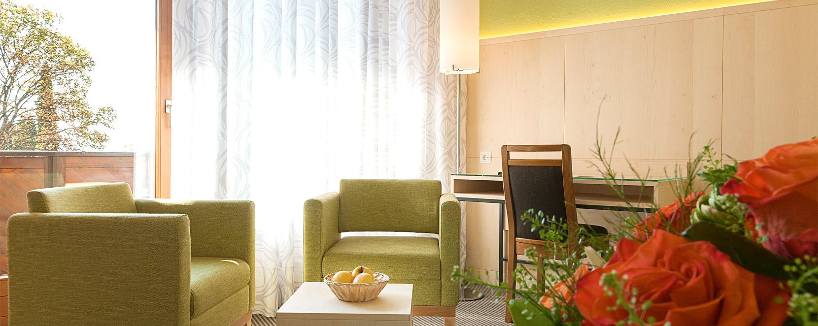 zimmer im hotel thurnergut superior. Black Bedroom Furniture Sets. Home Design Ideas